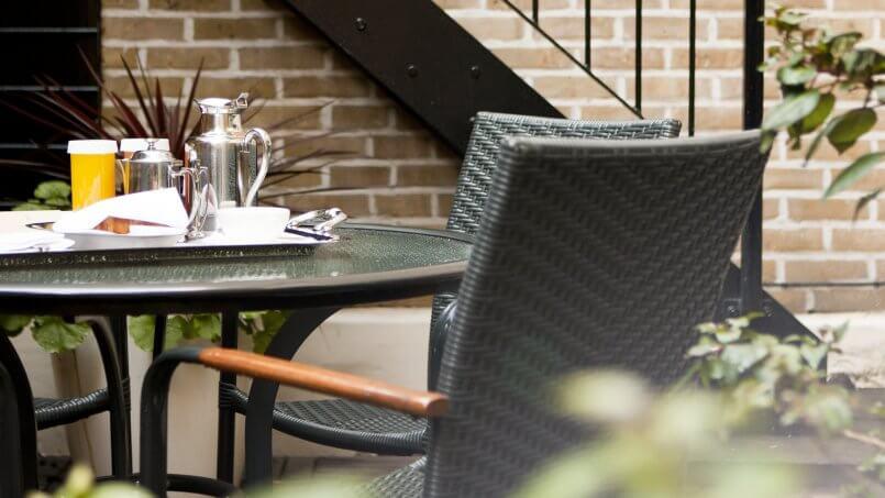 Best Luxury Restaurants London in Summer