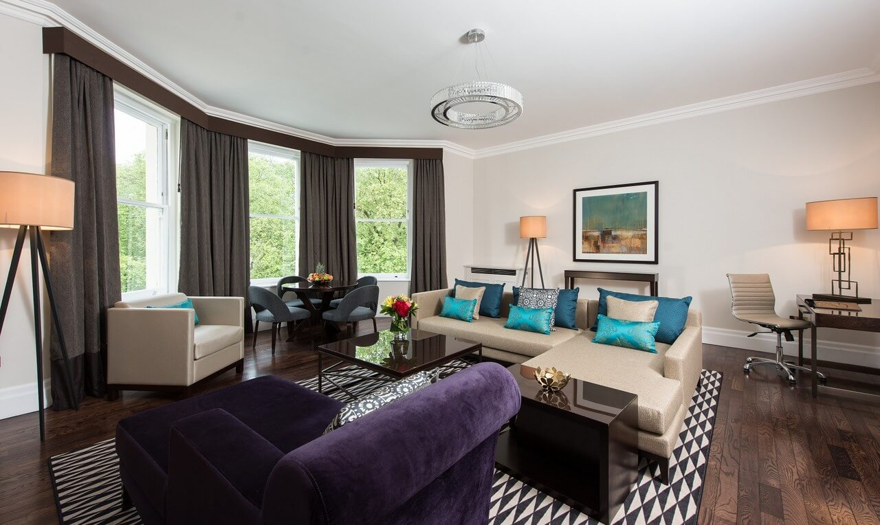 kensington fraser suites luxury service apartments london photo