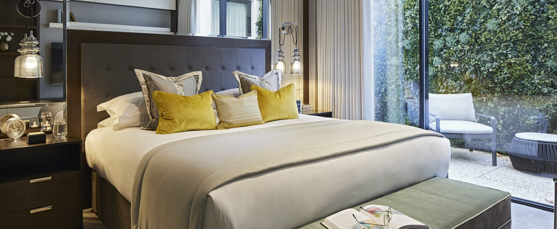 cheval hyde park gate luxury serviced apartments london