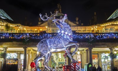 It's beginning to look a lot like a Luxury London Christmas