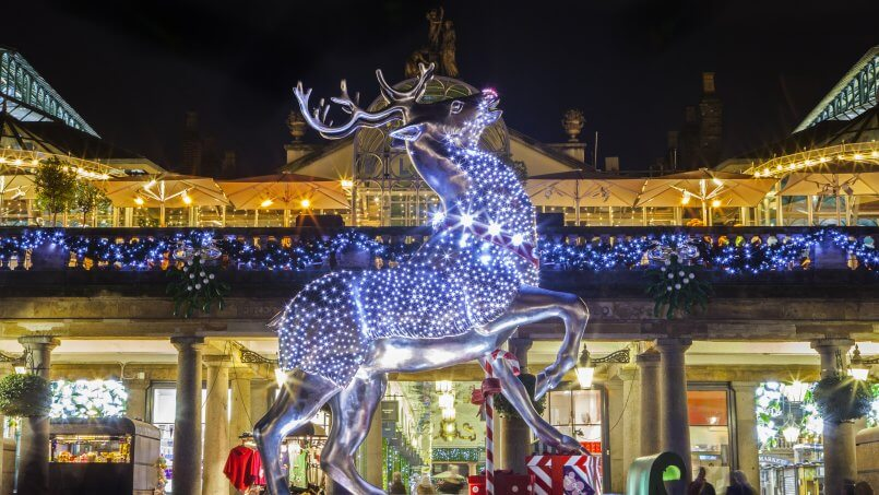 Christmas in London: Where to go and what to see