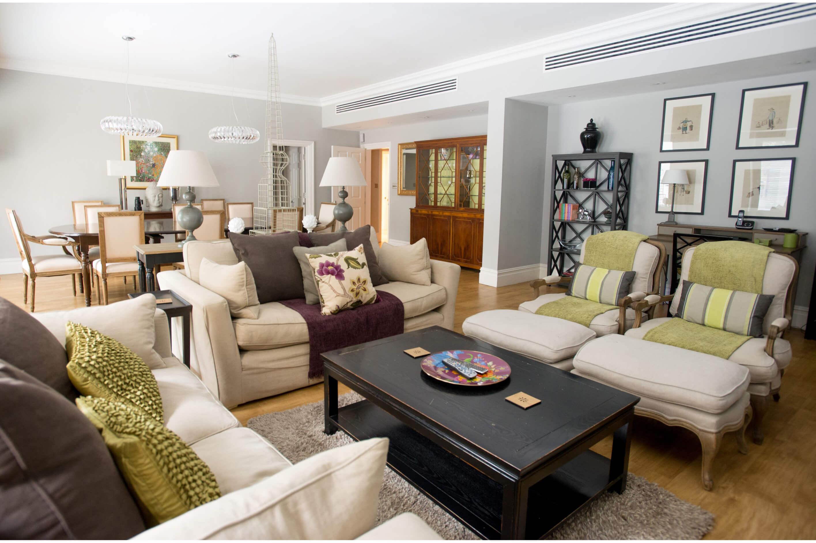 9 Hertford Street luxury serviced apartments Mayfair London